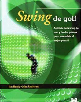 Swing de golf. Analisis del swing de uno y de dos planos