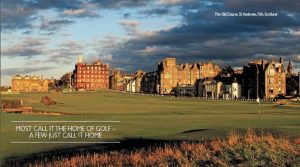 There's No Place Like Home – St Andrews