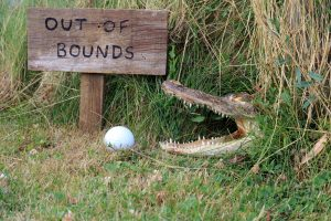 Out Of Bounds… For Sure!